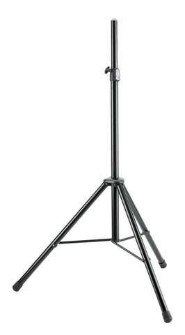 K&M Single Braced Aluminum Speaker Stand