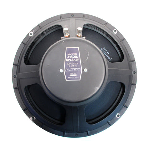 "Altec 416-8A 15"" Woofer ( 2 Available )"