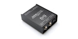 "Hosa Sidekick Passive DI Box | 1/4"" TS to XLR3M"