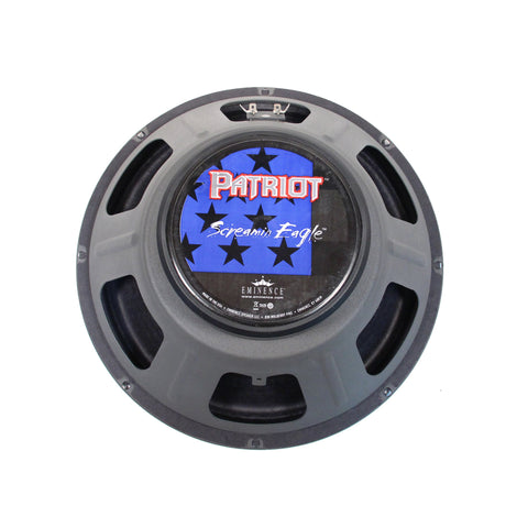 "Eminence Screamin' Eagle 12"" speaker (Demo)"