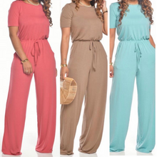 Load image into Gallery viewer, Plus Size Kandie Jumpsuit