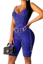 Load image into Gallery viewer, Foxxy Romper (Blue)