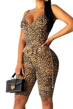 Load image into Gallery viewer, Foxxy Romper (Brown)