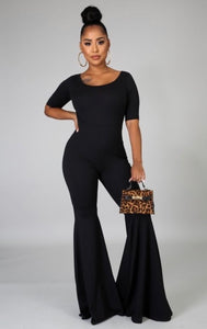 Bella Jumpsuit (Black)