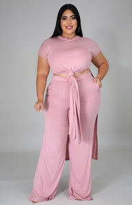 Carmen Two Piece Set (Plus)
