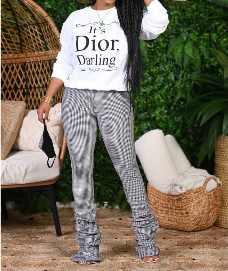 Dior Darling (Top only)