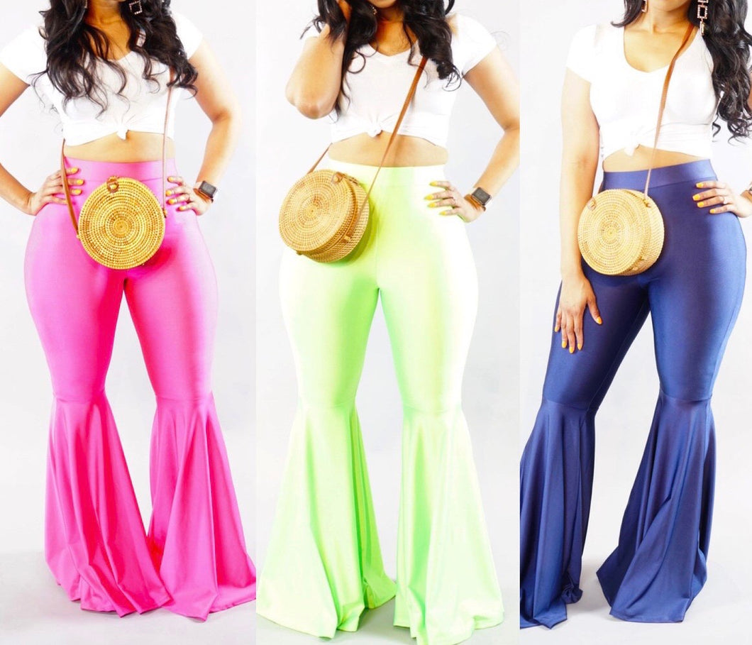 Bella Flare Pants