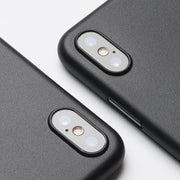 chimpcase iPhone X-S MAX Skinny Case - solid black