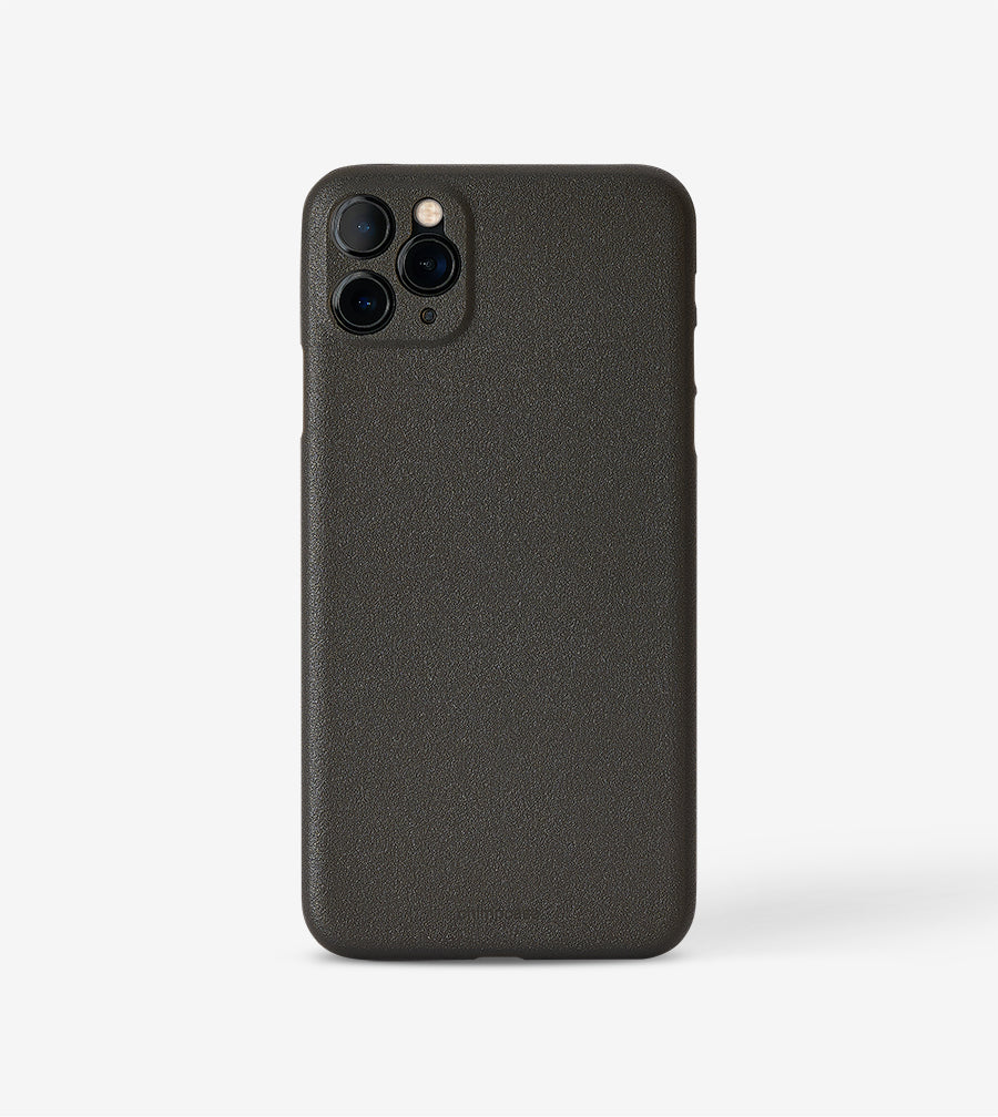 chimpcase dünnes iPhone 11 PRO MAX Skinny Case - frosty black