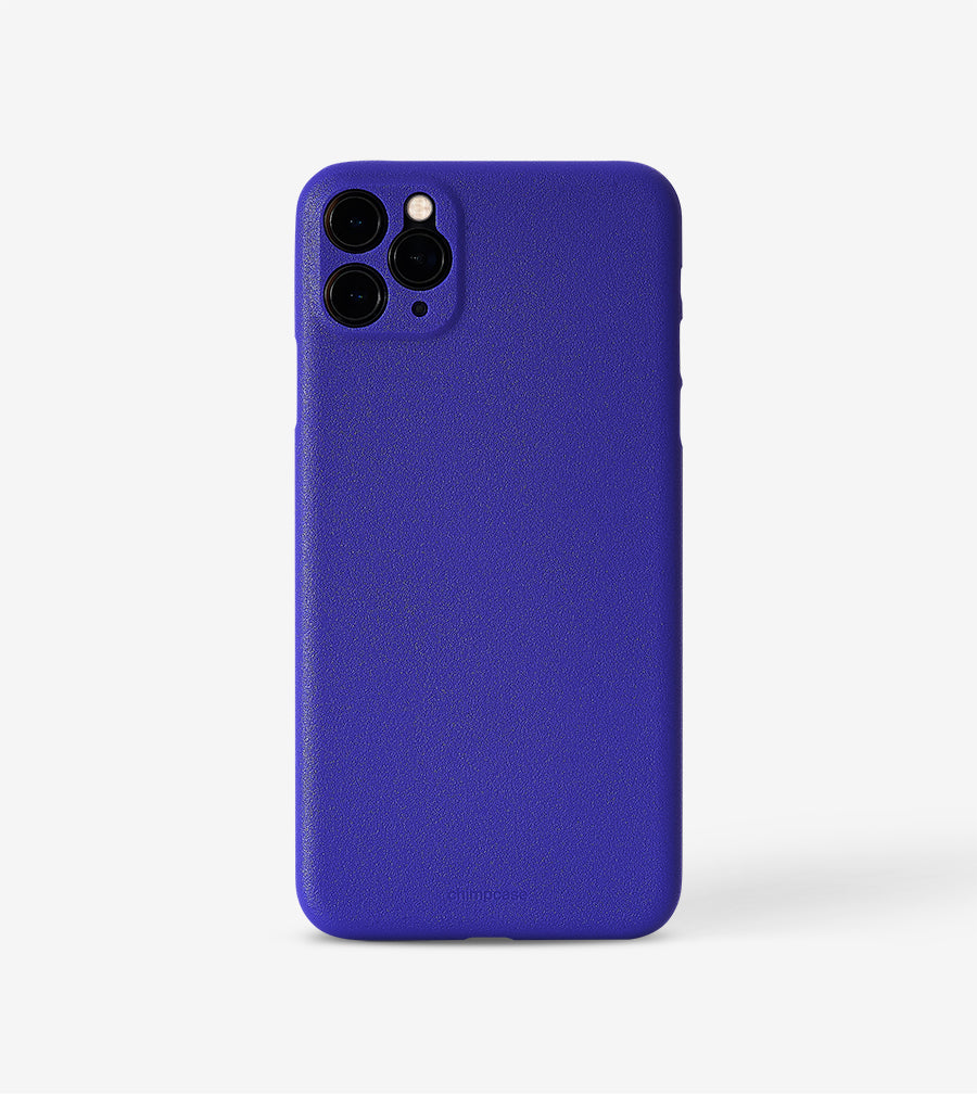 chimpcase dünnes iPhone 11 PRO MAX Skinny Case - purple