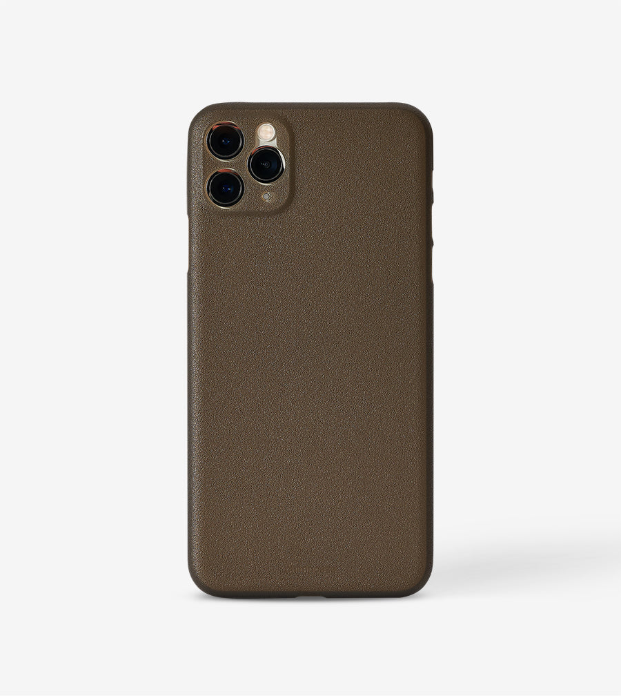chimpcase iPhone 11 PRO MAX Skinny Case - frosty black