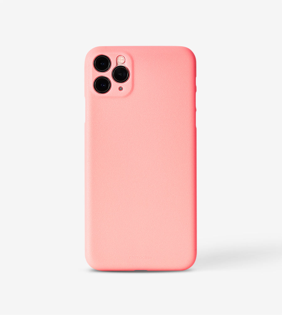 chimpcase dünnes iPhone 11 PRO MAX Skinny Case - rose