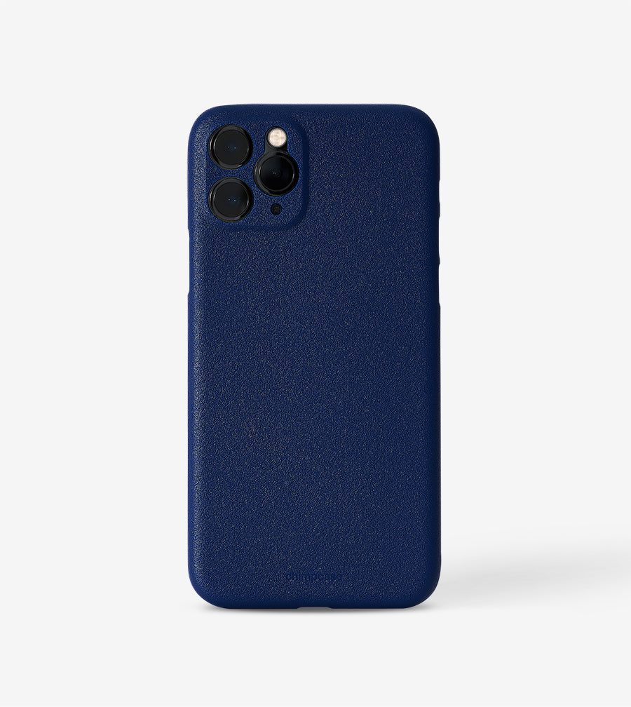 chimpcase dünnes iPhone 11 PRO Skinny Case - blueberry