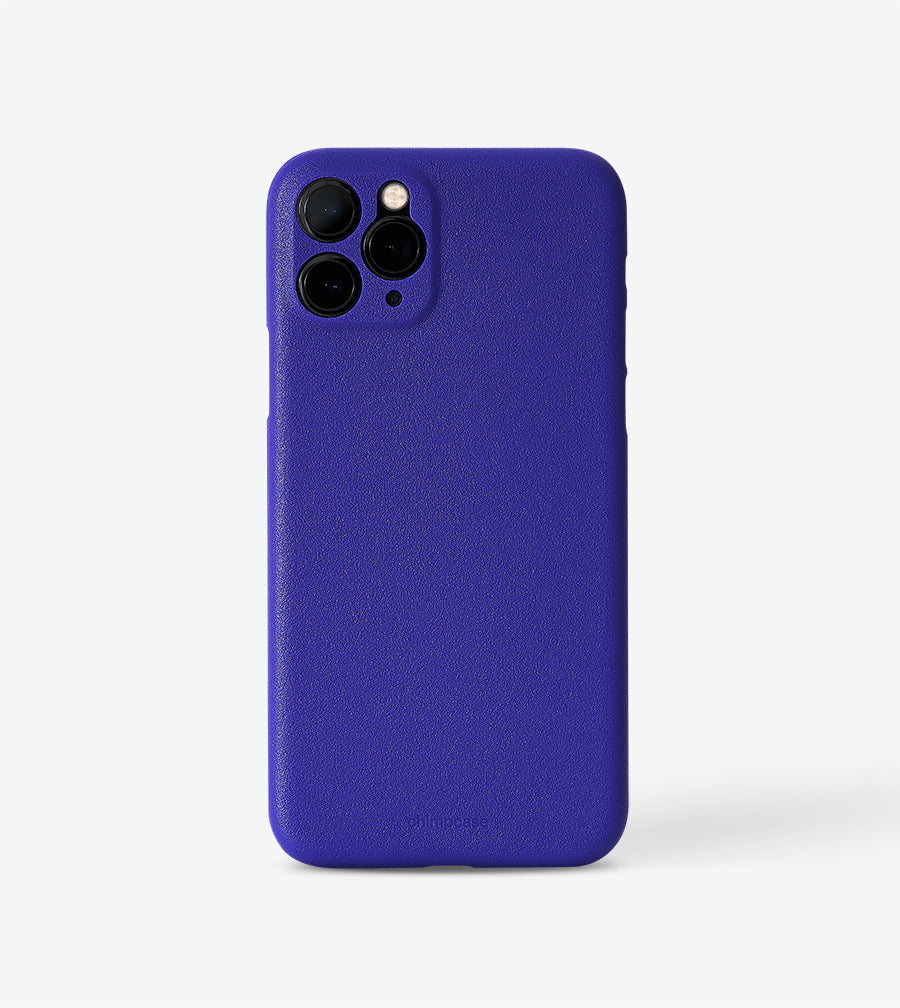 chimpcase dünnes iPhone 11 PRO Skinny Case - purple