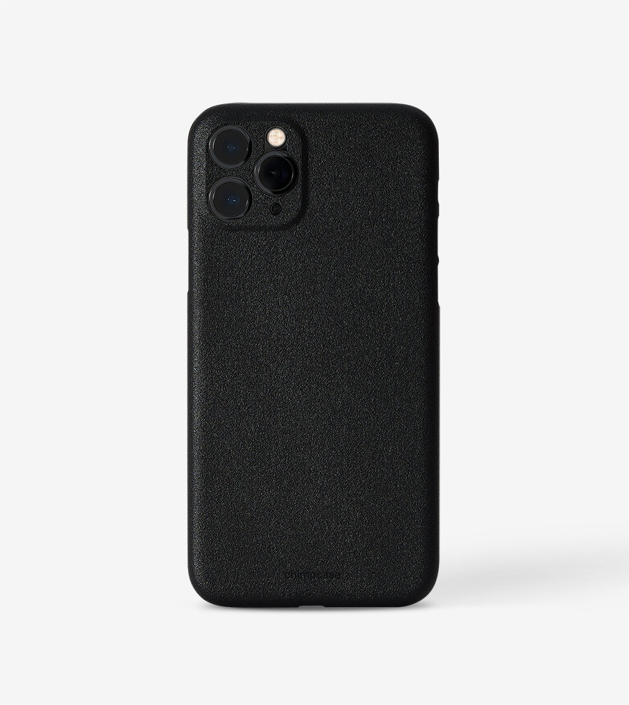chimpcase iPhone 11 PRO Skinny Case - solid black