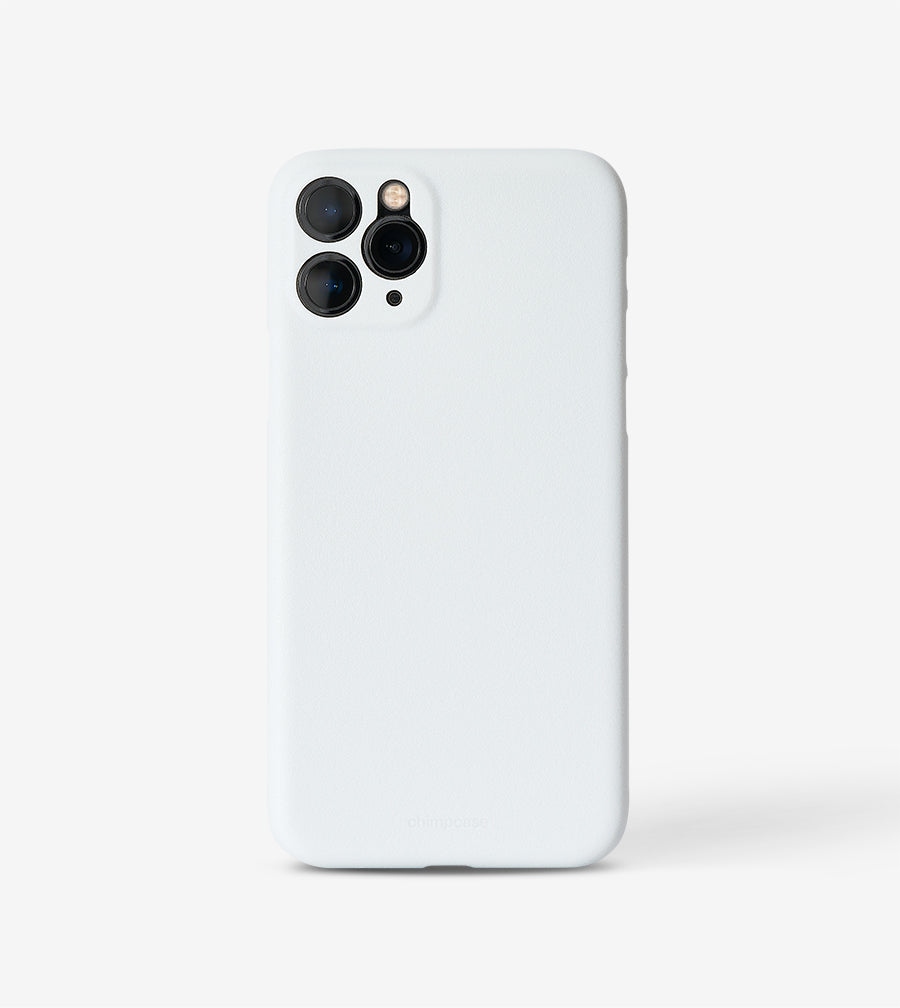 Ultradünnes iPhone 11 PRO Skinny Case - solid white