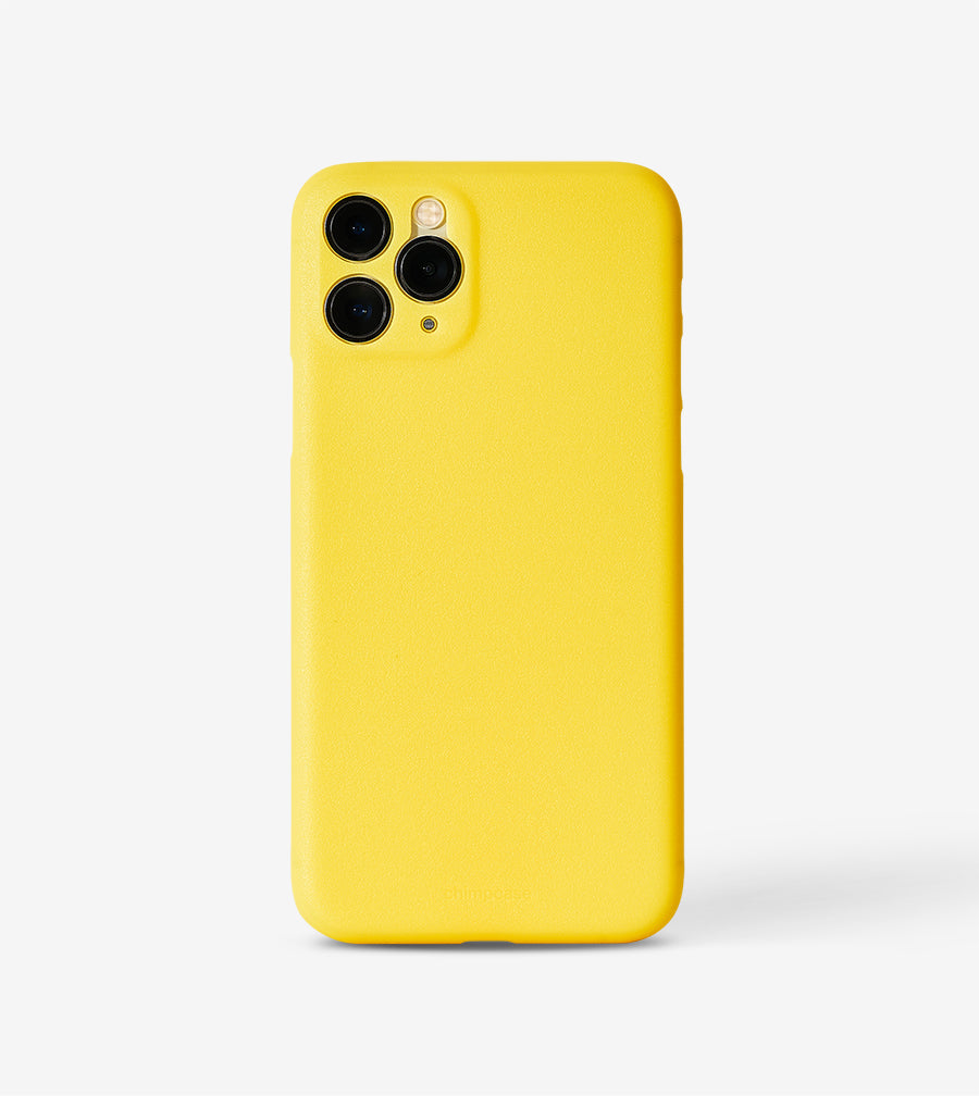 chimpcase dünnes iPhone 11 PRO Skinny Case - mango