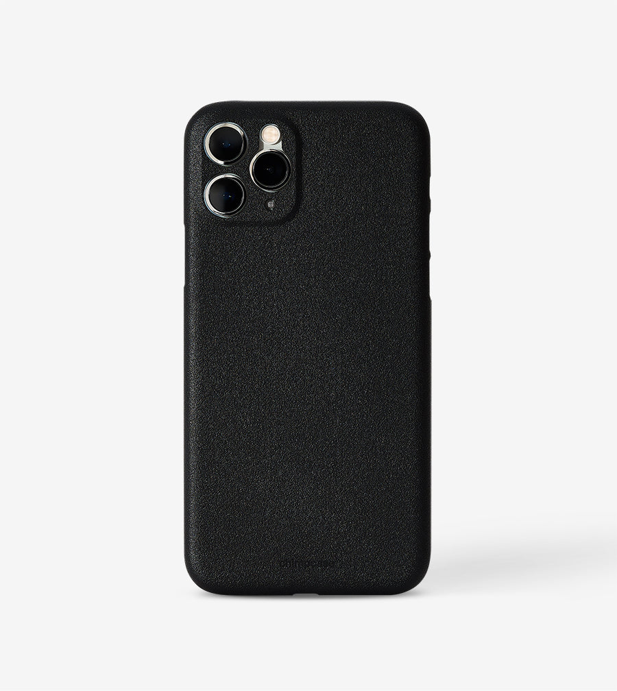 chimpcase dünnes iPhone 11 PRO Skinny Case - solid black