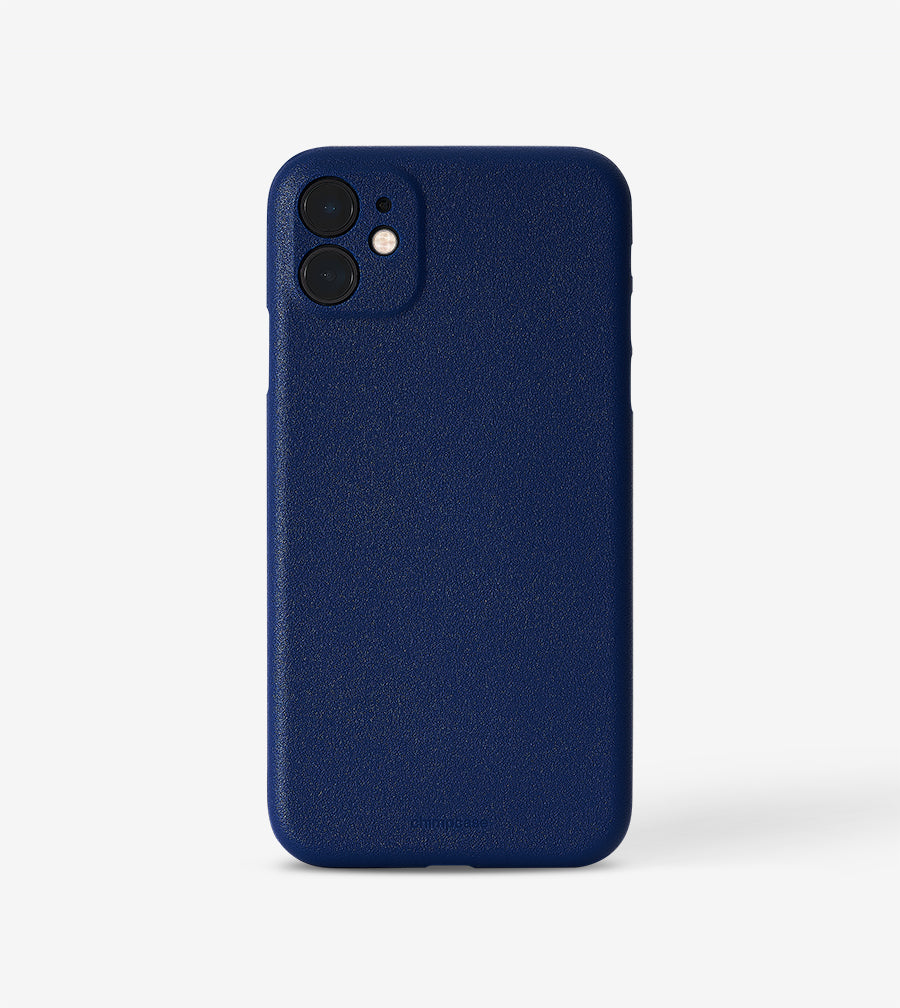 chimpcase iPhone 11 Skinny Case - blueberry