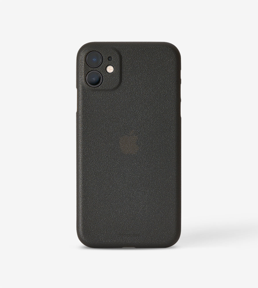 chimpcase dünnes iPhone 11 Skinny Case - frosty black
