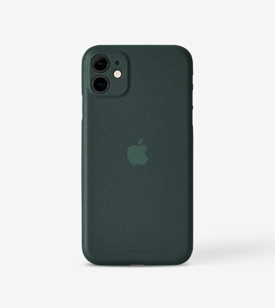 chimpcase dünnes iPhone 11 Skinny Case - midnight
