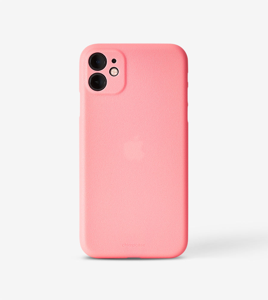 Ultradünnes iPhone 11 Skinny Case - rose