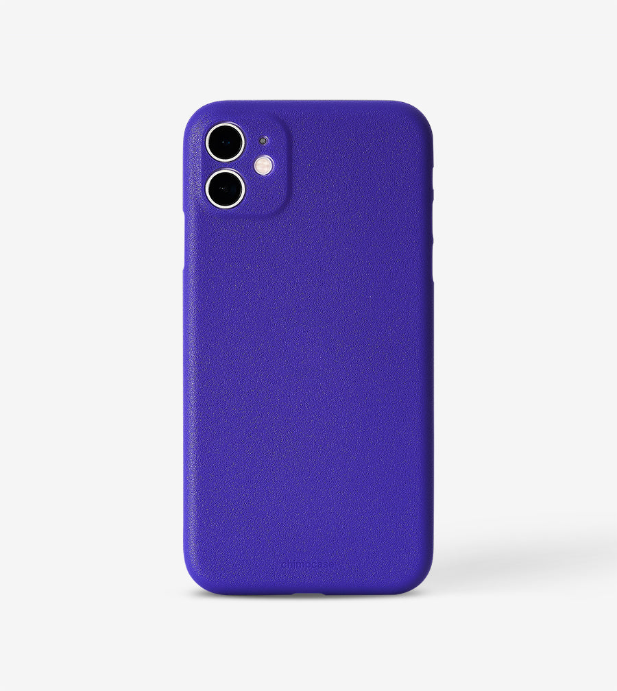 chimpcase iPhone 11 Skinny Case - purple