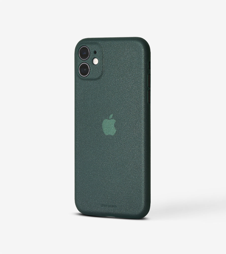 Ultradünnes iPhone 11 Skinny Case - midnight