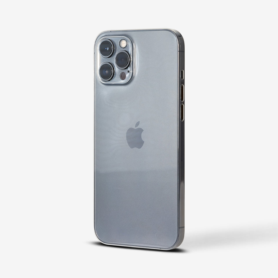 Ultradünnes iPhone 12 PRO MAX Skinny Case - glasklar