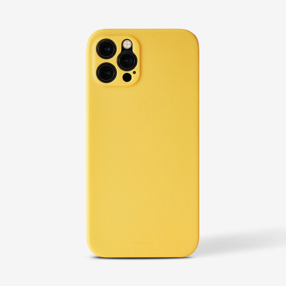 Ultradünnes iPhone 12 PRO Skinny Case - mango