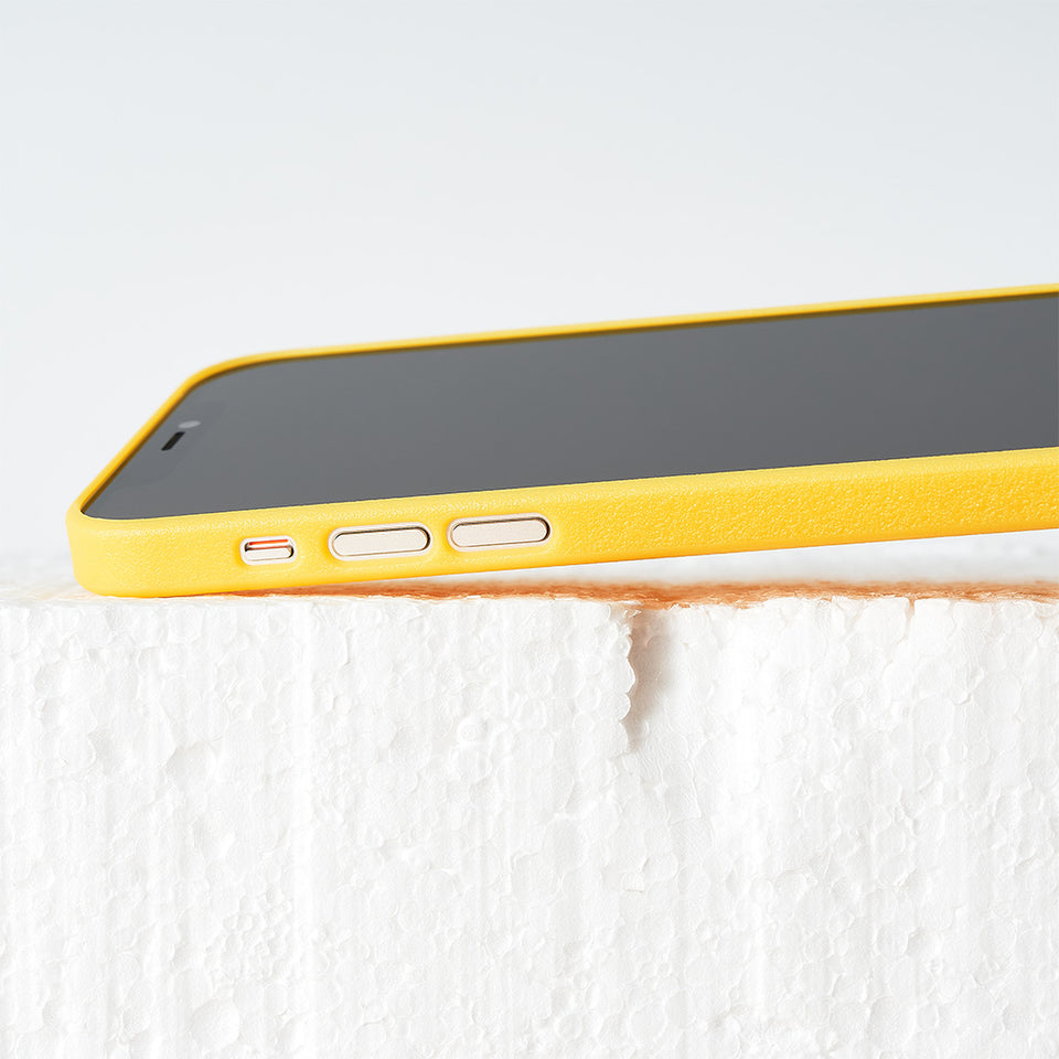 Ultradünnes iPhone 12 Mini Skinny Case - mango