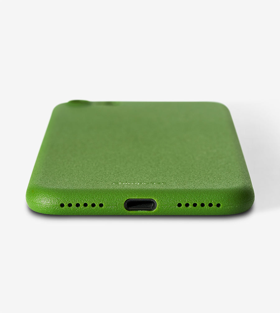 chimpcase iPhone 7 & 8 Skinny Case - solid kale