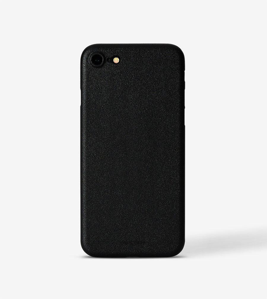 chimpcase iPhone SE / 8 / 7 Skinny Case - matte black
