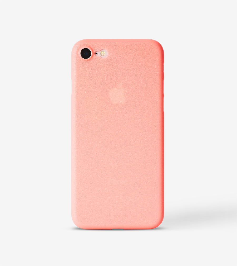 chimpcase iPhone SE / 8 / 7 Skinny Case - rose