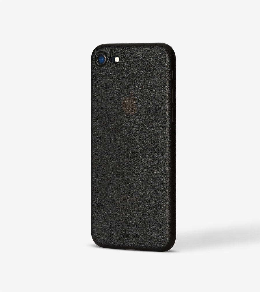 chimpcase iPhone 7 & 8 Skinny Case - frosty black