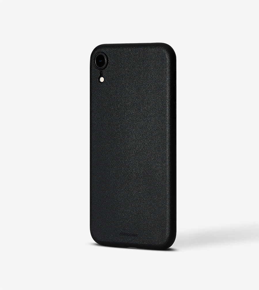 chimpcase iPhone XR Skinny Case - solid black