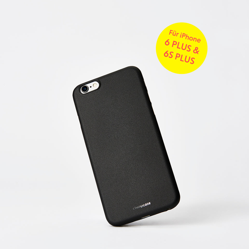 chimpcase iPhone 6 PLUS/6S PLUS Skinny Case - solid black