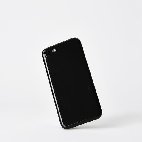 chimpcase iPhone 8 Skinny Case - jet black