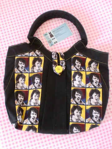 Bolso Elvis yellow I