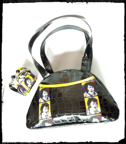 Bolso Elvis Yellow