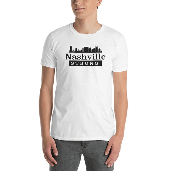 NASHVILLE STRONG T-SHIRT | #NashvilleStrong