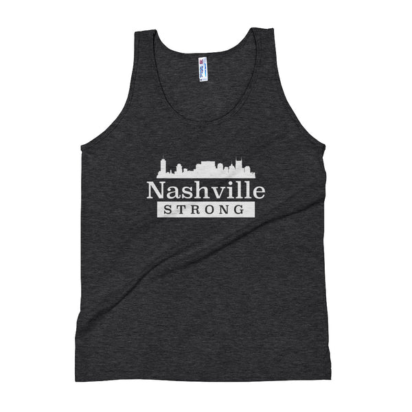 NASHVILLE STRONG GYM TANK | #NashvilleStrong