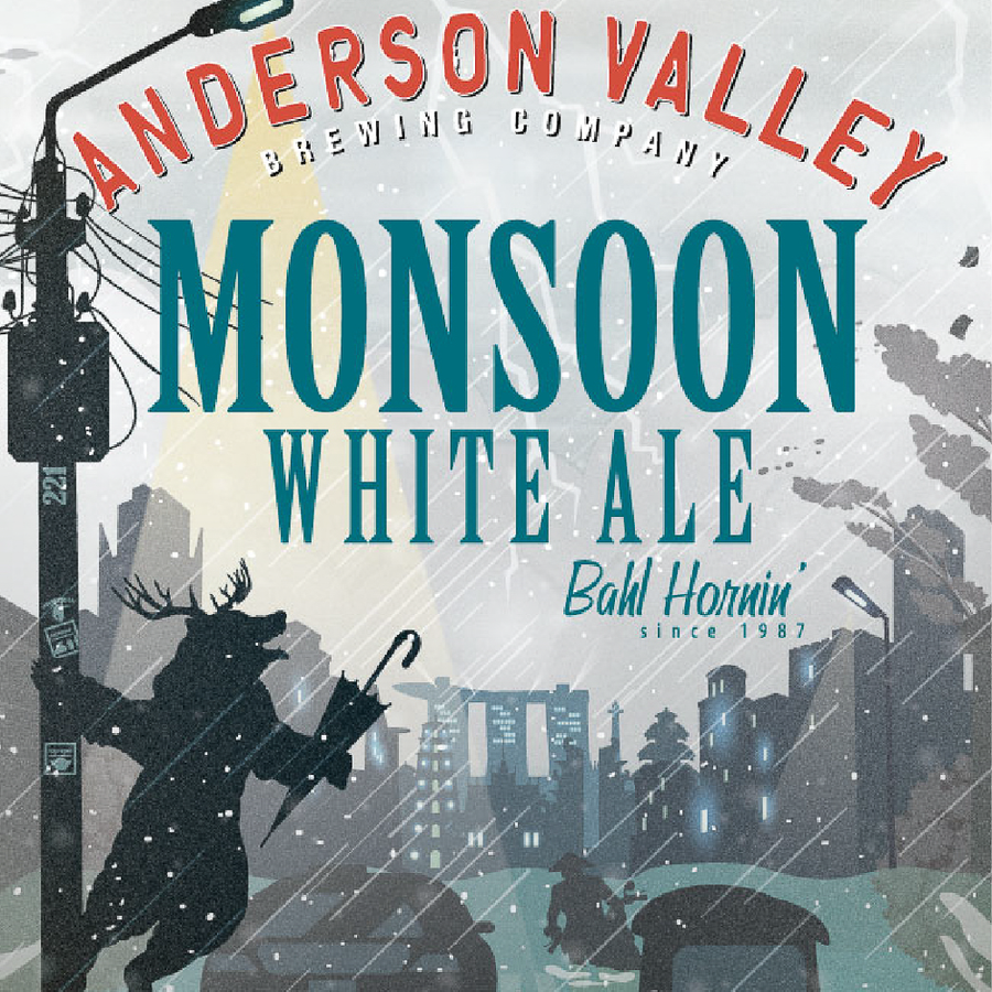 AVBC Monsoon White Ale