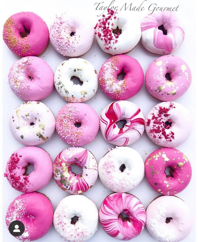 Donuts - select your colours