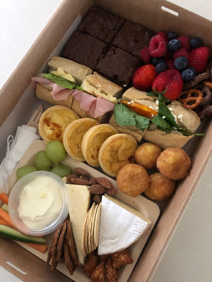 A Spring Racing Picnic Box