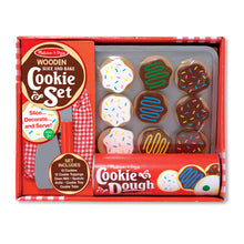 Load image into Gallery viewer, Melissa & Doug Slice and Bake Cookie Set