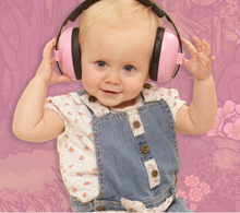 Load image into Gallery viewer, Banz Ear Muffs - 0 – 2 years old - Hear No Blare