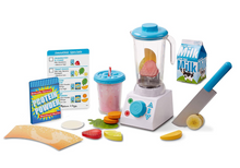Load image into Gallery viewer, Melissa & Doug Smoothie Maker Blender Set