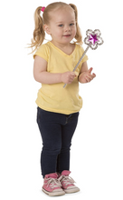 Load image into Gallery viewer, Melissa & Doug Dress-Up Wands for Costume Role Play (4 pcs)