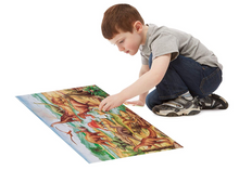 Load image into Gallery viewer, Melissa & Doug Dinosaurs Floor Puzzle (48 pc)